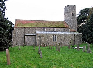 Letheringsett with Glandford Human settlement in England