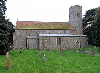 Letheringsett with Glandford - Image: Saint Andrews Letheringsett