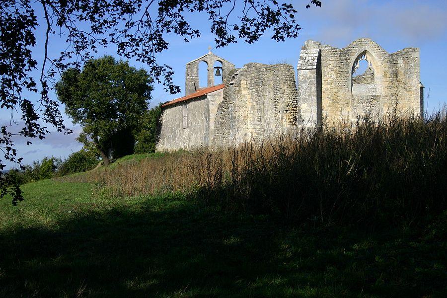 Église Saint-Pierre de Puyrolland