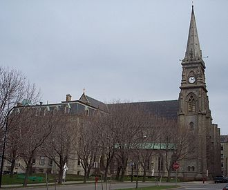 Roman Catholic Diocese of Buffalo - St. Joseph Cathedral, Buffalo, New York
