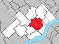 Sainte-Geneviève-de-Batiscan Quebec location diagram.png