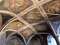Sala capitolare di s. felicita, volta con virtù di di niccolò gerini, 1390 ca. 04.JPG