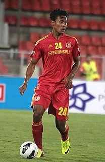 Salam Ranjan Singh Indian professional footballer