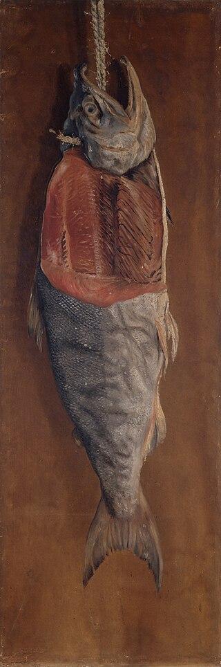 https://upload.wikimedia.org/wikipedia/commons/thumb/c/ca/Salmon_by_Takahashi_Yuichi_%28Geidai_Museum%29.jpg/320px-Salmon_by_Takahashi_Yuichi_%28Geidai_Museum%29.jpg