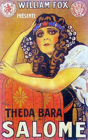 Salomé (1918 film) - Image: Salome, 1918 Poster