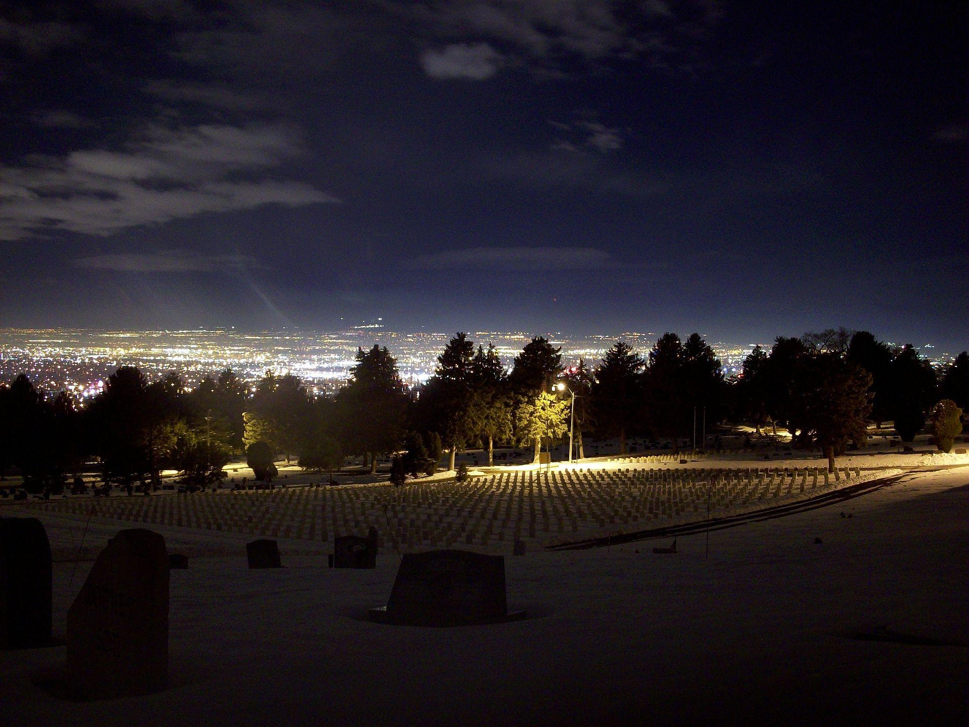 Salt Lake Cemetery Tour