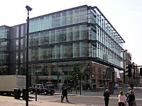 The Salvation Army International Headquarters, London