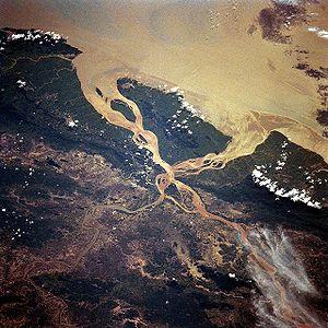 Delta do Salween