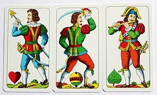 Lupfen (card game)