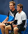 Sam Querrey & Ryan Harrison (9491560720).jpg
