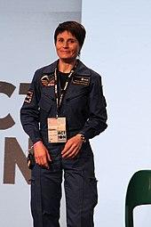 Samantha Cristoforetti Wikipedia