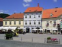 Samobor tourists at square.jpg