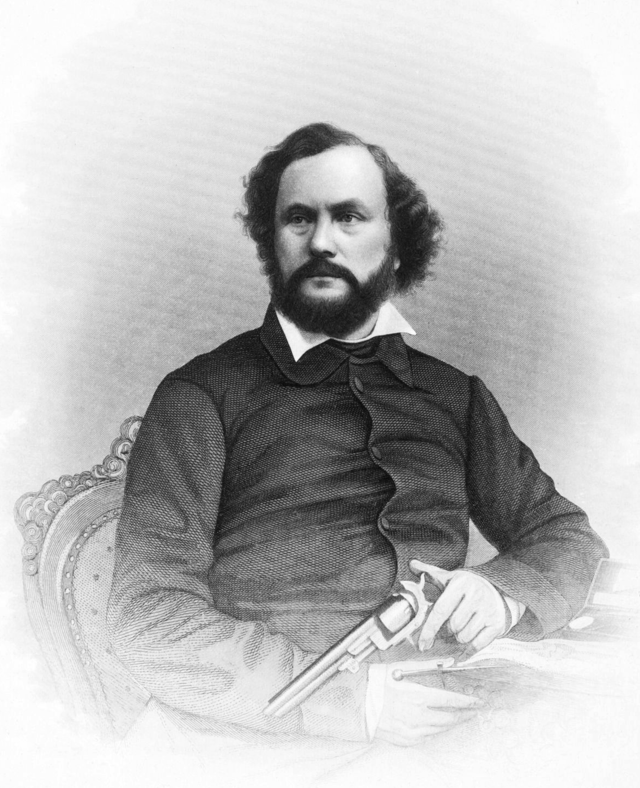 Samuel Colt engraving by John Chester Buttre, c1855.png