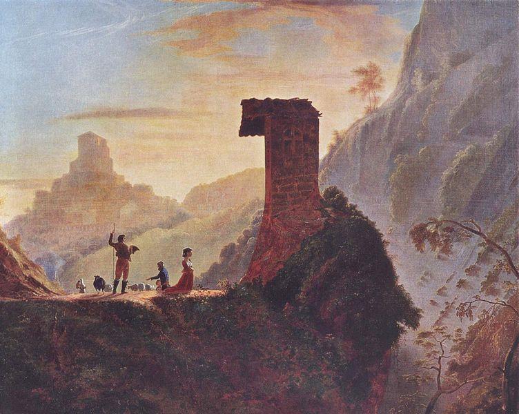 Samuel Morse Famous Paintings
