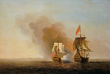 Spain and Britain went to war in 1739 over trade