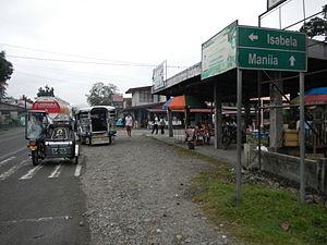 Bagabag, Nueva Vizcaya - Maharlika highway