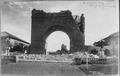 San Francisco Earthquake of 1906, Entrance gate at Stanford University - NARA - 513318.tif