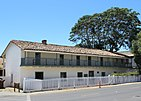San Juan Bautista, CA USA -General Jose Castro House, built in 1839-1841 - panoramio.jpg