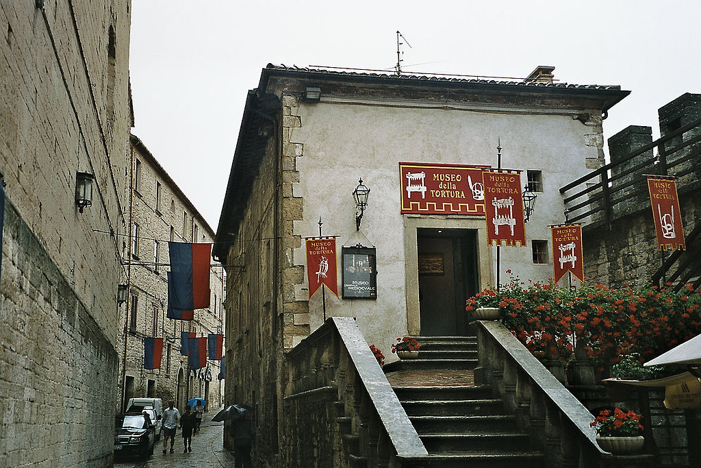 San Marino Tortura
