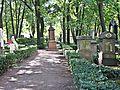 San Pietroburgo-Cimitero degli artisti 9.jpg
