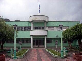 San Rafael Pie de la Cuesta Place in San Marcos Department, Guatemala