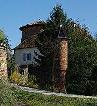Sandrans, le château.jpg
