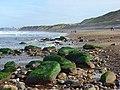 Sandsend Beach - geograph.org.uk - 573165.jpg