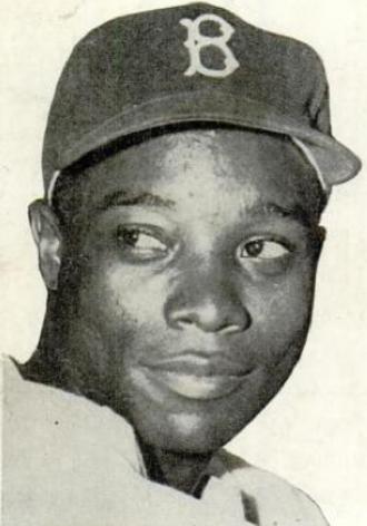 Sandy Amorós - Amorós in 1954.