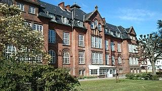 St. Josephs Hospital (Aarhus) former hospital in Aarhus, Denmark