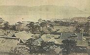 Sannomaru seen from Tenshu