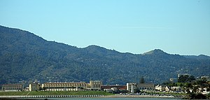 English: San Quentin State Prison, located in ...