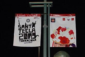 Santa Tecla Festival - Santa Tecla Festival 2009