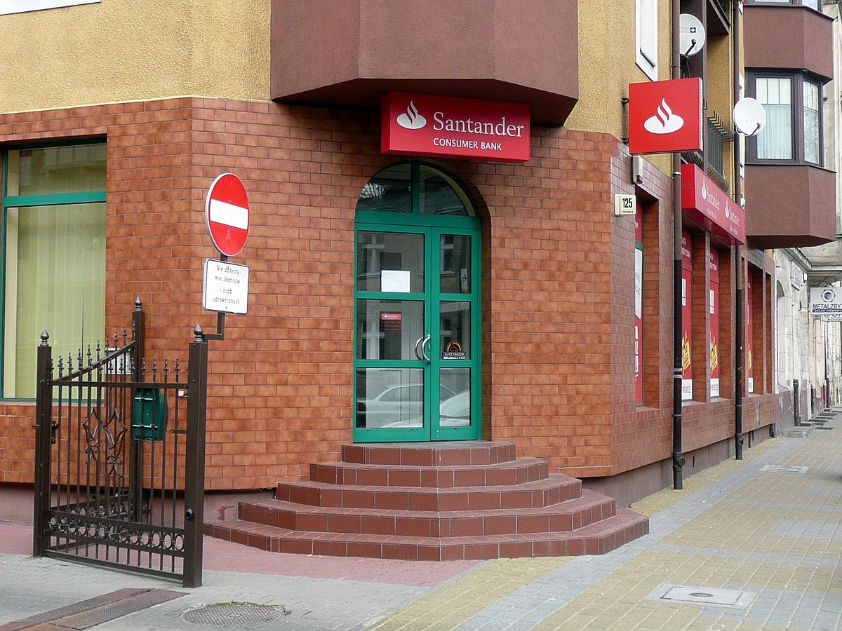 Santander Consumer Bank – Wikipedia, wolna encyklopedia