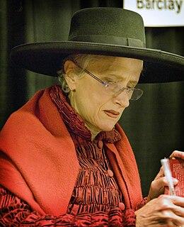 Sara Paretsky American author of detective fiction