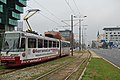 Sarajevo Tram-503 Line-3 2011-10-23 (7).jpg