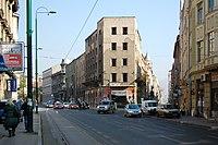 Sarajevo Tram-Stop Marijin-Dvor-A 2011-10-31.jpg