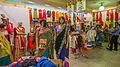 Saris on sale in Lautoka, Fiji.jpg