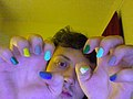 Sasha The first time I colored my nails.jpg