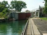 Sault Canal downstream lock 1.JPG