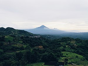 Tomohon - Natural scenery in Tomohon