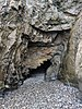 Sawtoothed beach cave at Año Nuevo State Park.jpg