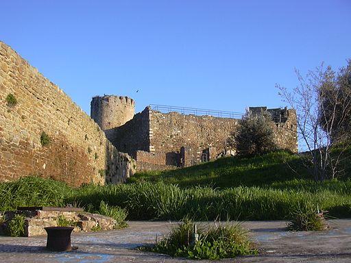 Scarlino Castello