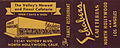 Schaber's cafeteria North Hollywood matchbook cover.jpg