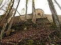Schloss Hohenaschau Wehrmauer.JPG