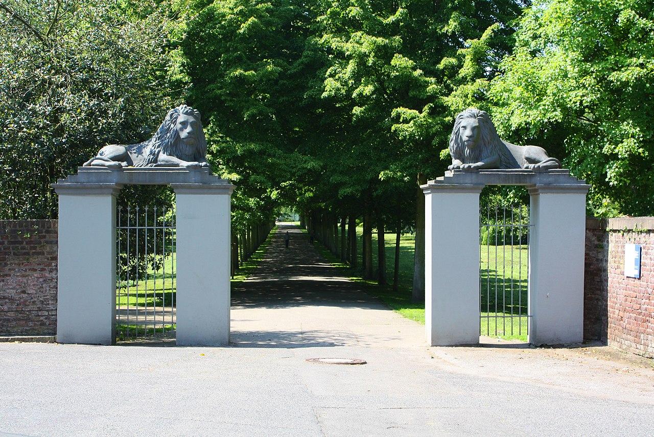 Schlosspark Köln Stammheim