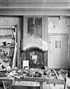 schouw in rechter voorkamer - aardenburg - 20003811 - rce