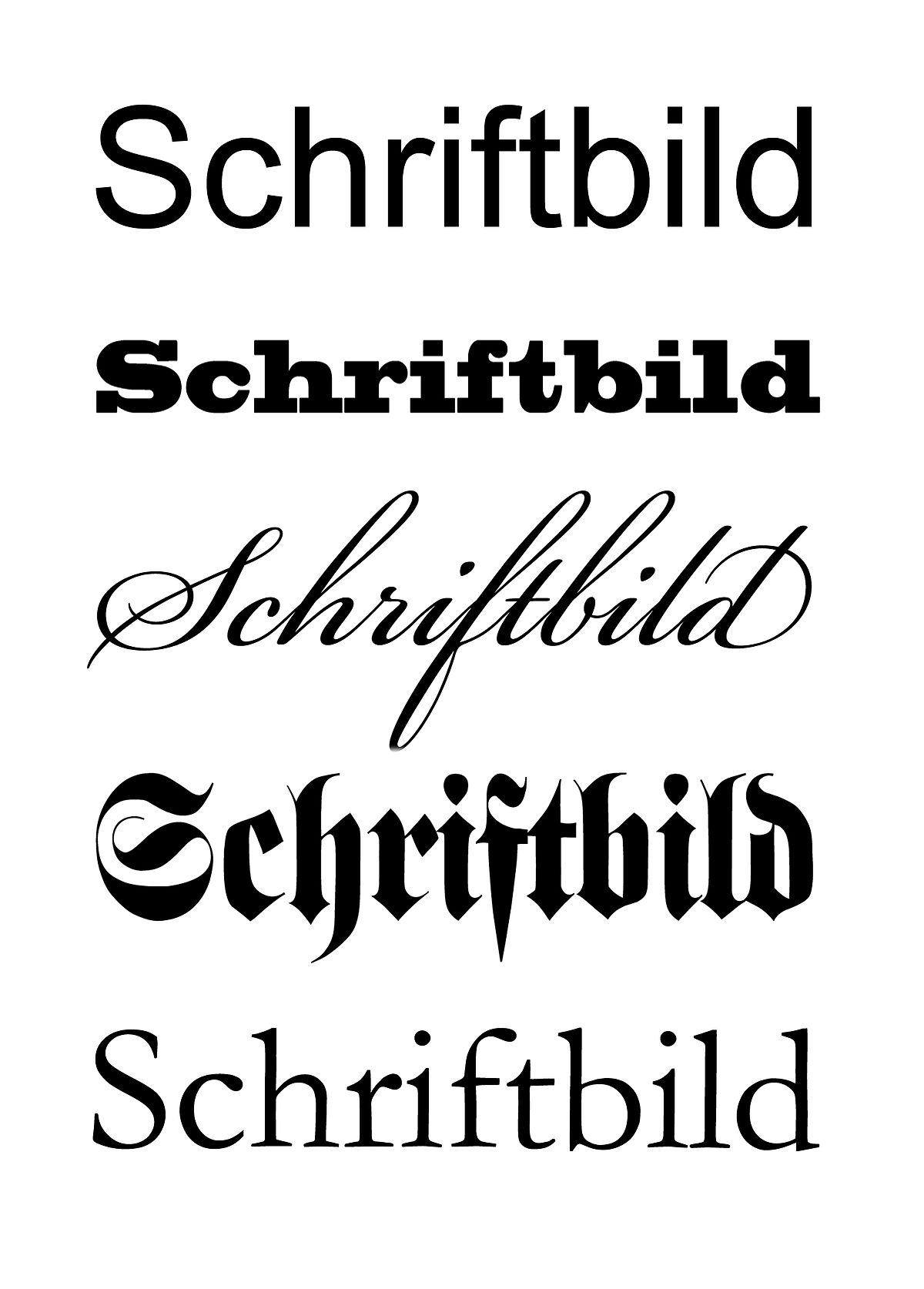 photograph about Printable Fonts named Font - Wikipedia