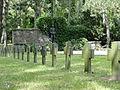 Schwerin Alter Friedhof Soldatengräber Erster Weltkrieg Statue Trauender Soldat Wilhelm Wandschneider 2014-07-02 36.JPG