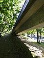 Schwerin Fußgängerbrücke über B321 2012-07-02 046.JPG