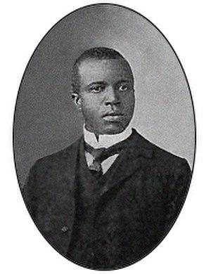 Scott Joplin - Image: Scott Joplin 19072